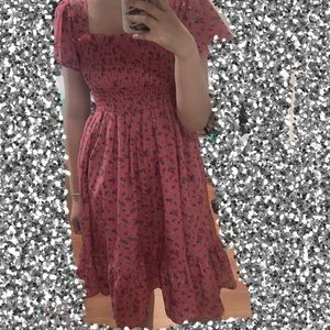 🔥SPECIAL PRICE 🔥💐 FLOWERS CUTE DRESS 💐